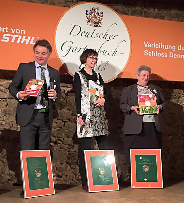 Deutscher Gartenbuchpreis - 2. Platz für «Veranda Junkies»
