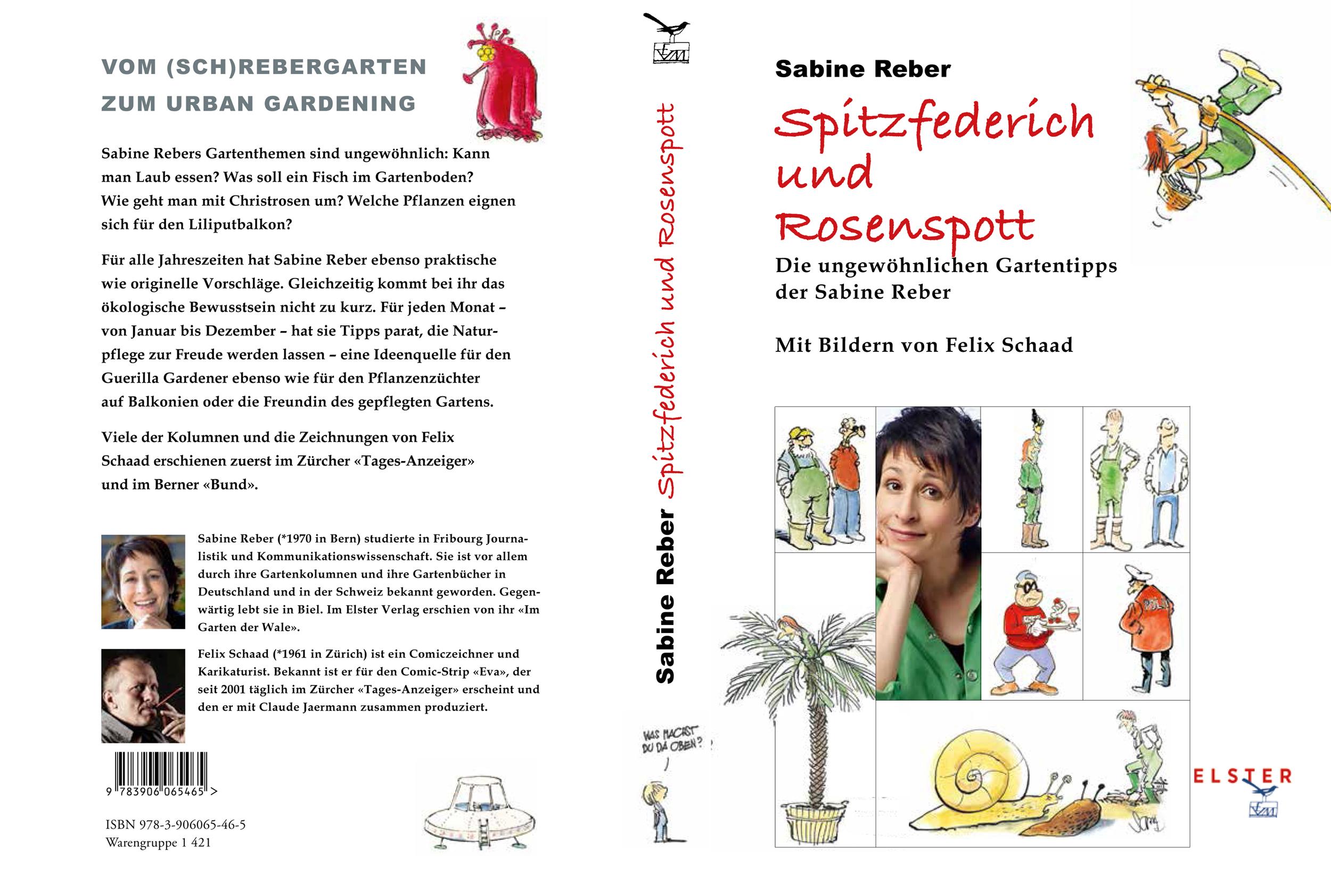 Spitzfederich und Rosenspott