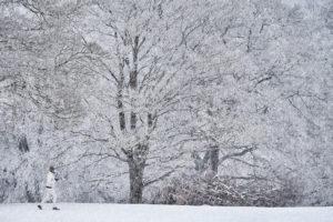 Schneestürme